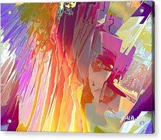 Raindance Acrylic Print