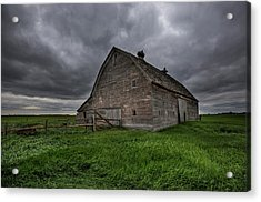Rainy Day  Acrylic Print by Aaron J Groen
