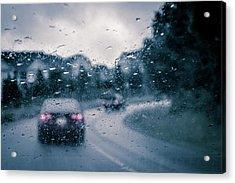 Rainy Day In June Acrylic Print