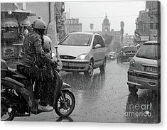 Rainy Day/s Acrylic Print