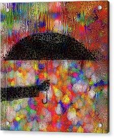 Rainy Day Series Acrylic Print by Jack Zulli