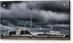 Ralph Wilson Stadium 5803 Acrylic Print by Guy Whiteley