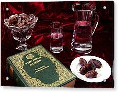 Ramadan Evening Acrylic Print