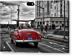 Rampa Havana Acrylic Print