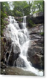 Ramsay Cascade Smoky Mountains National Park Acrylic Print