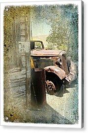 Randsburg Truck 3 Acrylic Print