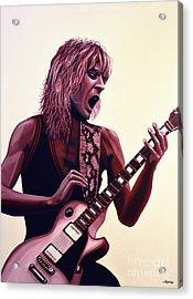 Randy Rhoads Acrylic Print