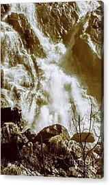 Rapid River Acrylic Print