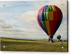 Raton Balloon Festival Acrylic Print