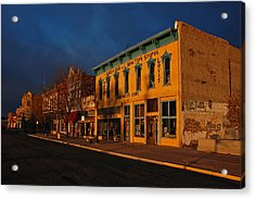 Raton Historic District Acrylic Print