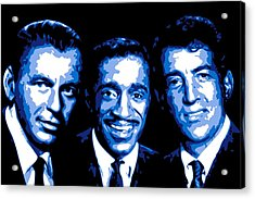 Ratpack Acrylic Print by DB Artist