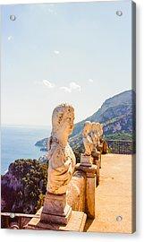 Ravello Amalfi Coast Italy Acrylic Print