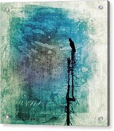 Raven Call 5 Acrylic Print