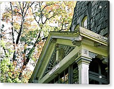 Ravenhill Mansion Acrylic Print by JAMART Photography