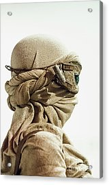 Acrylic Print featuring the photograph Ray From The Force Awakens by Micah May