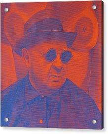 Raybanned Acrylic Print
