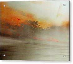 Rayon Abstract  Acrylic Print