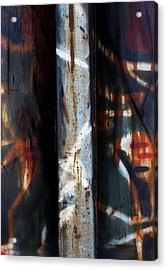 Razors For Me  Acrylic Print by Jerry Cordeiro