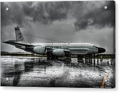 Acrylic Print featuring the photograph Rc-135vw by Ryan Wyckoff