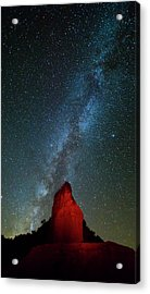Acrylic Print featuring the photograph Reach For The Stars by Stephen Stookey