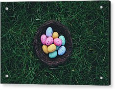 ready for Easter Acrylic Print by Happy Home Artistry
