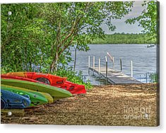 Ready For Summer Acrylic Print