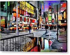 Acrylic Print featuring the photograph Ready Or Not by Diana Angstadt