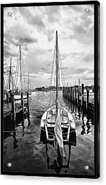 Ready To Set Sail Acrylic Print