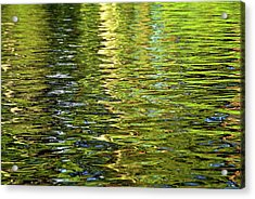 Acrylic Print featuring the photograph Reams Of Light by Lynda Lehmann