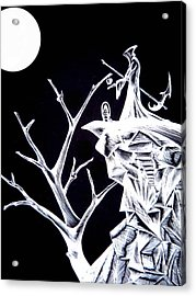 Reap Acrylic Print