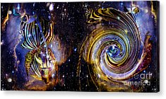 Rebirth And Eternity Acrylic Print
