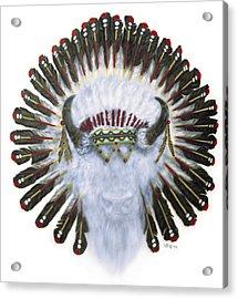 Rebirth Of Spirit Acrylic Print
