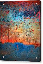 Rebirth Acrylic Print by Tara Turner
