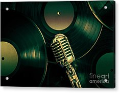Recording Studio Art Acrylic Print by Jorgo Photography - Wall Art Gallery
