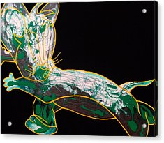 Recycle Acrylic Print
