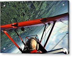 Red Barron Acrylic Print