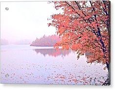 Red Dawn Acrylic Print