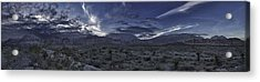 Acrylic Print featuring the photograph Red Rock Canyon State Park by Ryan Smith