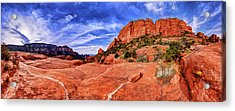 Acrylic Print featuring the photograph Red Rock Spirit 2 by ABeautifulSky Photography