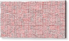 Red.175 Acrylic Print