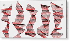 Red.340 Acrylic Print