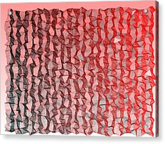 Red.349 Acrylic Print