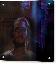 Redeemer Acrylic Print