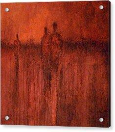 Redmen Acrylic Print