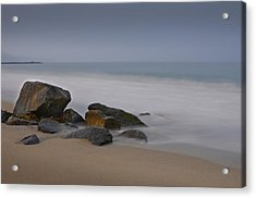 Redondo Rocks Acrylic Print
