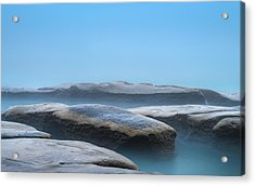 Reef At Rest Acrylic Print by Joseph Smith