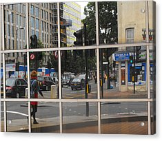 Refection Arsenal 02 Acrylic Print