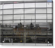 Refection Arsenal 04 Acrylic Print