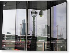Refection Blackfriars Acrylic Print