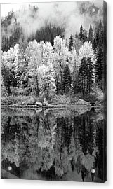 Reflected Glories Acrylic Print